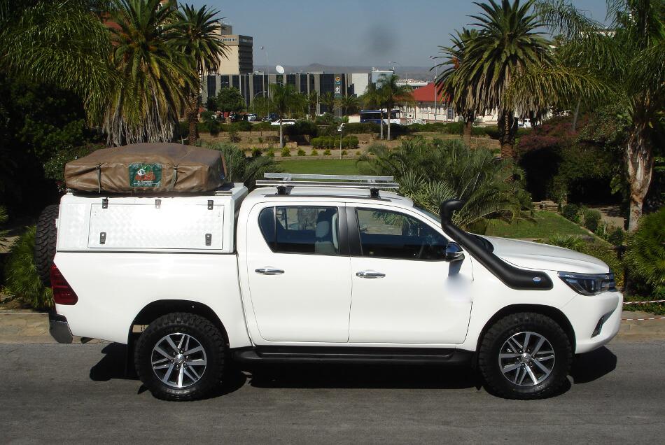 Toyota Hilux Automatik 2-Zelt