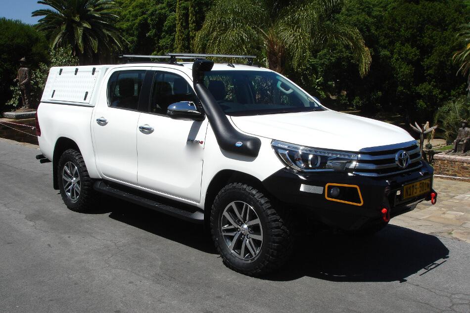 Toyota Hilux Automatik