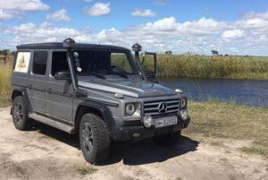 Mercedes-G-350
